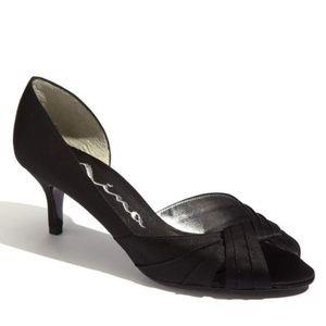 Nina Black Shoes